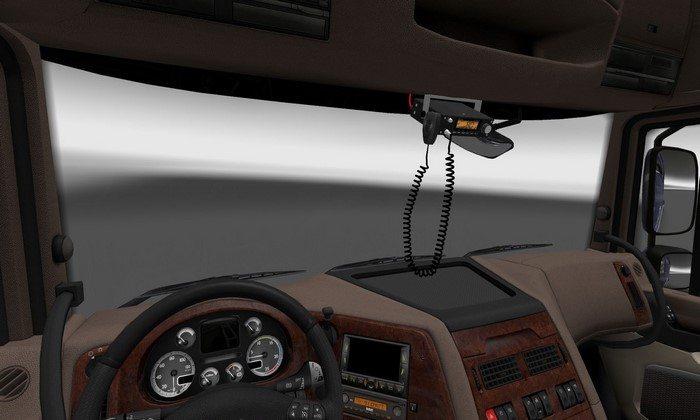 Mod Rádio PX PT-BR V.1.3 Para V.1.27.X - ETS2