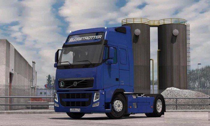 Caminhão Volvo FH13 440 Para V.1.27.X  - ETS2