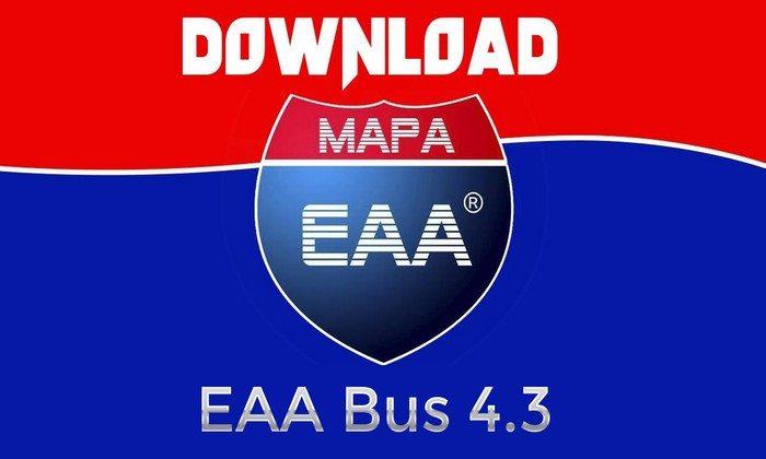 Mod EAA Bus V.4.3 Para V.1.27.X - ETS2