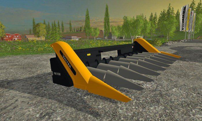 Plataforma De Milho ValtraPM510M - FS17