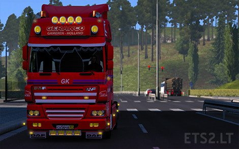Save-Game Sem DLC Para V.1.28.X - ETS2