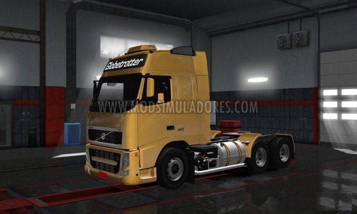 Caminhão Volvo FH 440 Para V.1.28.X - ETS2