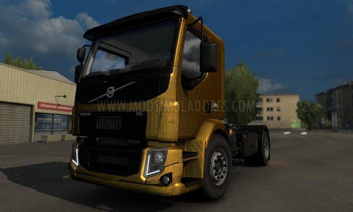Caminhão Volvo VM 2015 Para V.1.28.X - ETS2