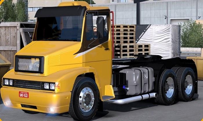 Caminhão Mercedes Benz 1418 Para V.1.28.X - ETS2