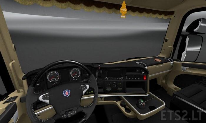 Interior Para Scania Para V.1.28.X - ETS2