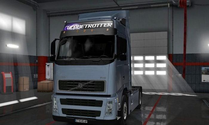 Caminhão Volvo FH12 Búlgaro Edit Para V.1.31.X - ETS2