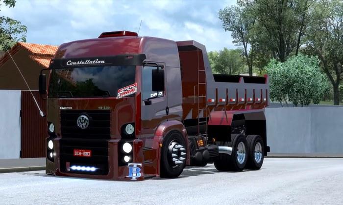 Caminhão Constellation 19-320 Para V.1.31.X - ETS2