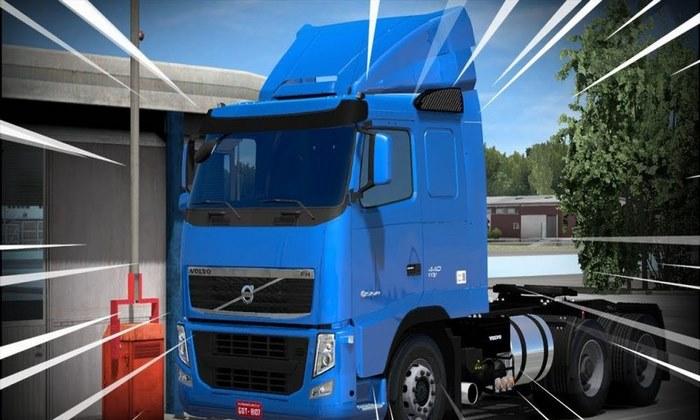 Caminhão Volvo FH 440 Para V.1.31.X - ETS2