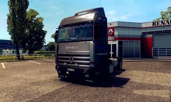 Caminhão Renault Major 420Ti V.2.1 Para V.1.31.X - ETS2