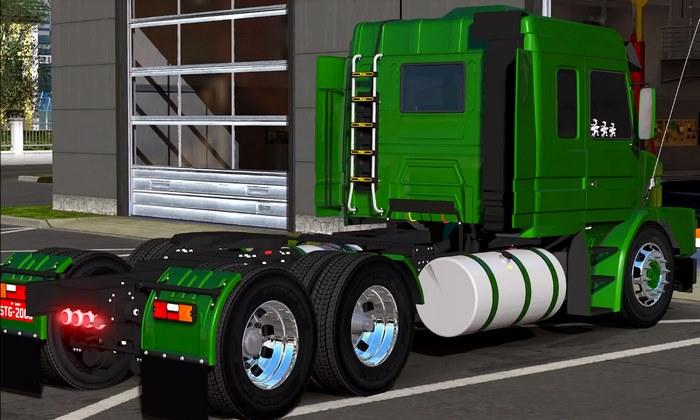 Caminhão Scania 113H Para V.1.32.X - ETS2