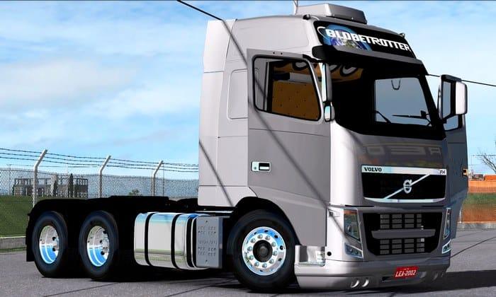 Caminhão Volvo FH540 Para V.1.32.X - ETS2