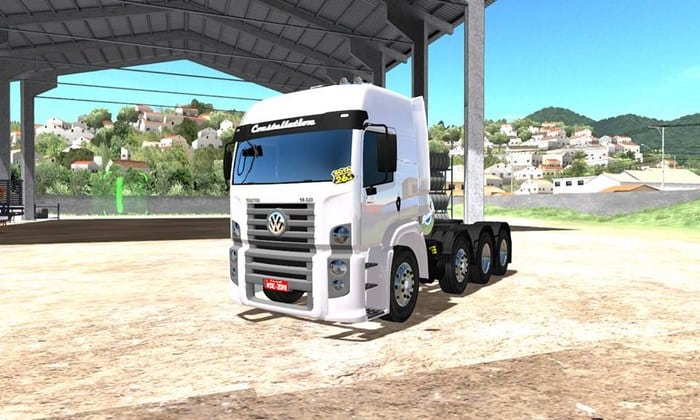Caminhão Constellation BR Para V.1.32.X - ETS2