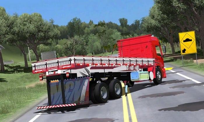 Caminhão Constellation do Murilo para V.1.32.X - ETS2
