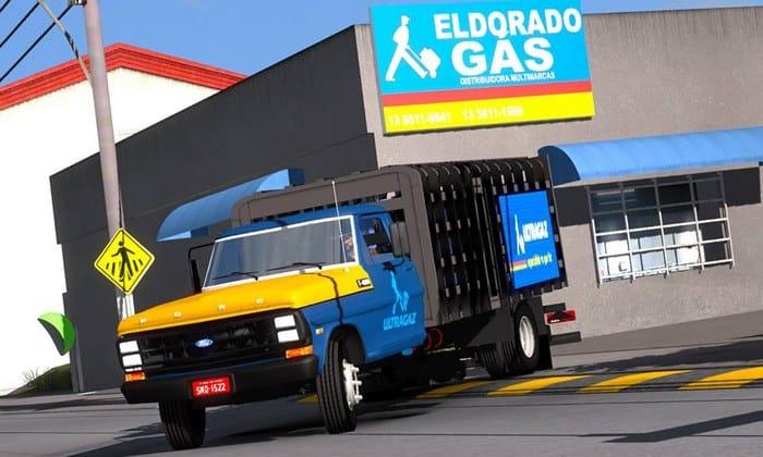 Caminhão Ford F4000 Para V.1.33.X - ETS2