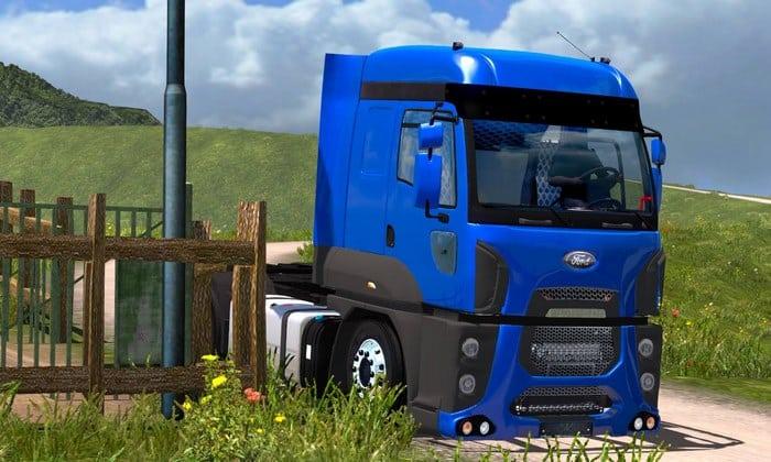 Caminhão Ford Cargo 2842 Para V.1.33.X - ETS2