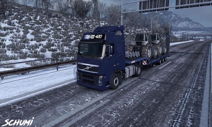 Caminhão Volvo FH e FH16 V.1.1 Para V.1.33.X - ETS2