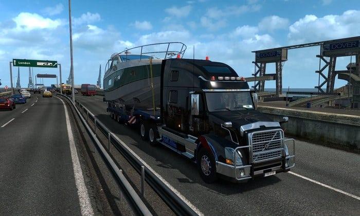 Caminhão Volvo VNL 780 V.1.1 Para V.1.33.X - ETS2