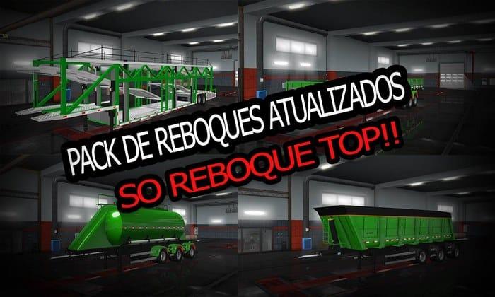 Pack de Cargas Brasileiras Para V.1.33.X - ETS2