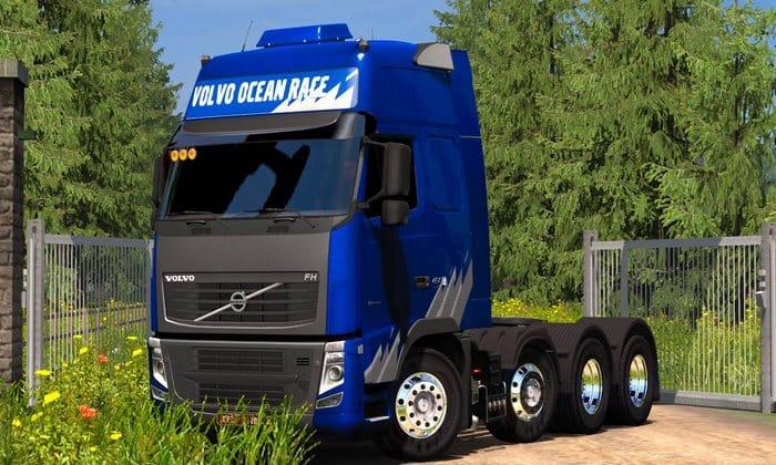 Caminhão Volvo FH 16 BR Para V.1.34.X - ETS2