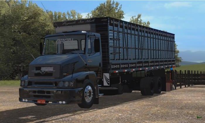 Caminhão Boiadeiro 1620 Para V.1.34.X - ETS2
