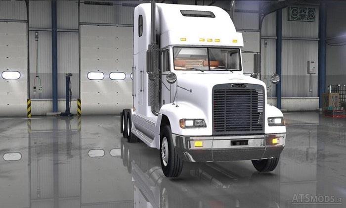 Caminhão Freightliner FLD 120 Para V.1.34.X - ETS2