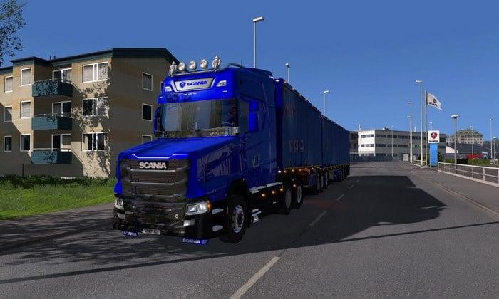 Caminhão Scania S Nova Geração Para V.1.34.X - ETS2