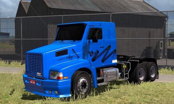Caminhão Volvo NL12 EDC Para V.1.35.X - ETS2