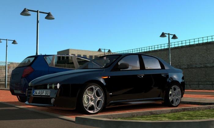 Carro Alfa Romeo 159 Para V.1.35.X - ETS2
