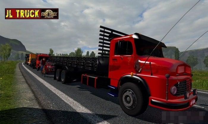 Pack Caminhões BR Para Tráfego V.8.3 Para V.1.35.X - ETS2