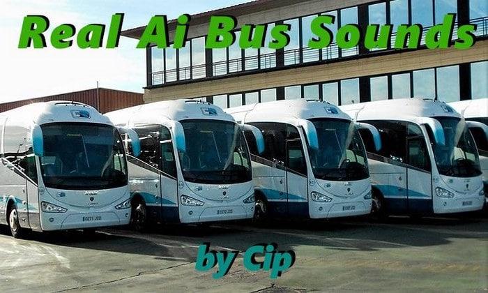 Pack Sons Ônibus no Tráfego Para V.1.35.X - ETS2