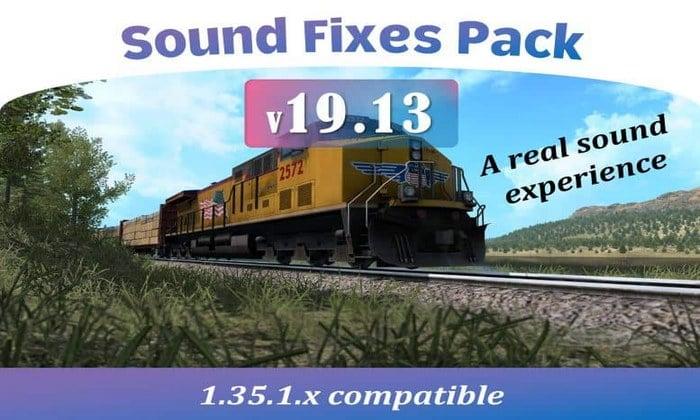 Pack de Sons Corrigidos V.19.13 Para V.1.35.X - ETS2