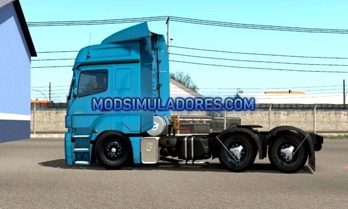 Caminhão Mercedes Benz Axor Para V.1.35.X - ETS2
