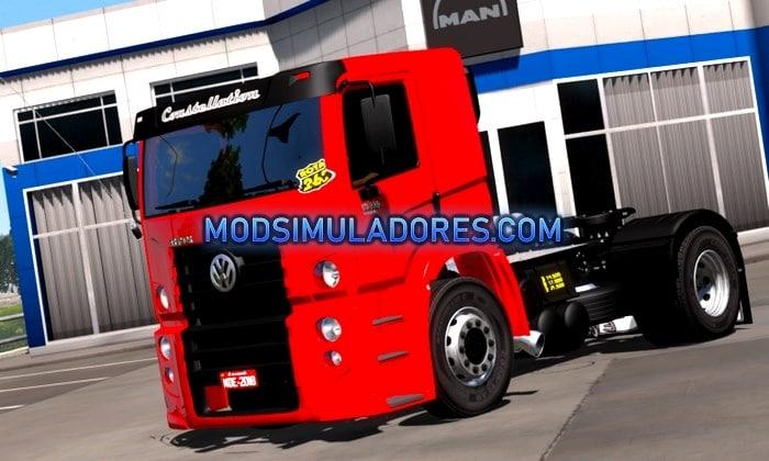 Caminhão Volkswagen Constellation 19-330 Para V.1.35.X - ETS2