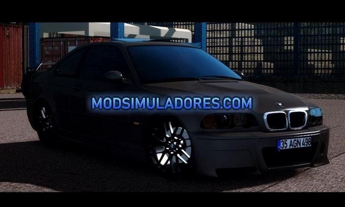 Carro BMW M3 E46 M3 Para V.1.35.X - ETS2