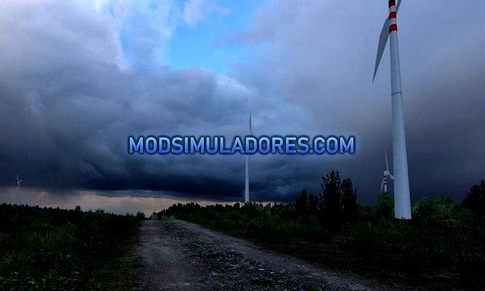 Mod Luz Natural Para V.1.35.X - ETS2