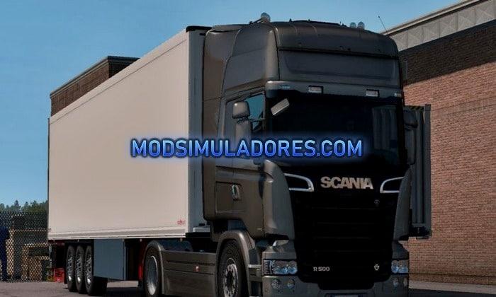Mod Som V8 Scania R730 Para V.1.35.X - ETS2