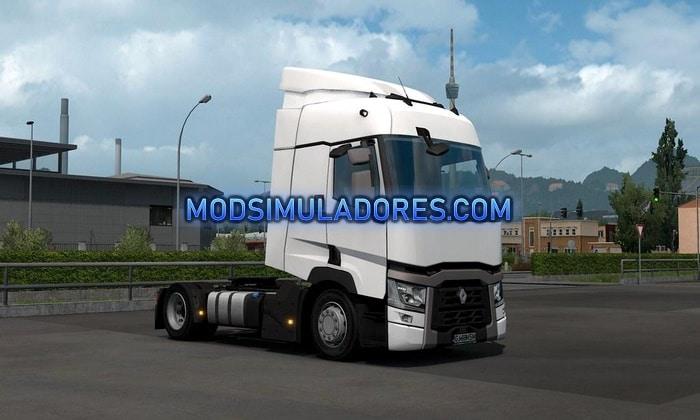 Mod Chassis Rebaixado V.1.2 Para V.1.35.X - ETS2