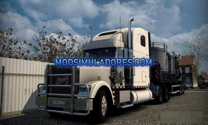 Caminhão Freightliner Clássico XL Para V.1.36.X - ETS2