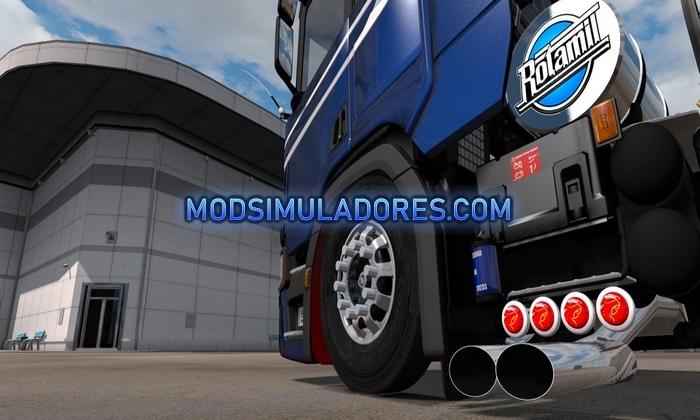 Pack de Sons Para Caminhões Para V.1.36.X - ETS2