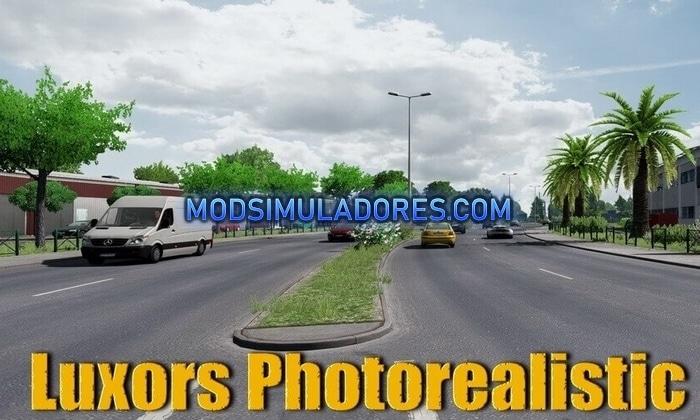 Mod Gráficos Fotorealista V.1.0 Para V.1.36.X – ETS2
