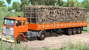 Caminhão Scania LK Para V.1.37.X - ETS2