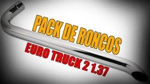 Pack de Sons V.1.0 Para V.1.37.X – ETS2