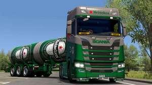 Skins Heineken Para V.1.37.X - ETS2