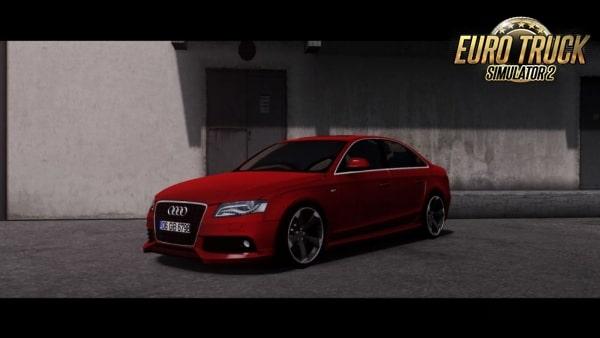 Audi S4 V.2.0 Para 1.38 – ETS2