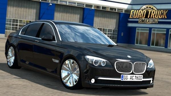 BMW 760 LI V1R30 Para 1.37 - ETS2