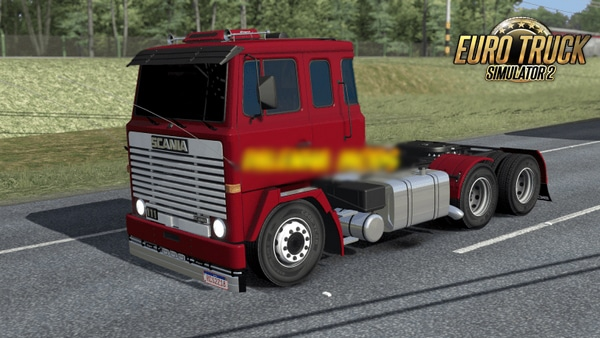 Scania LK Para 1.37 - ETS2