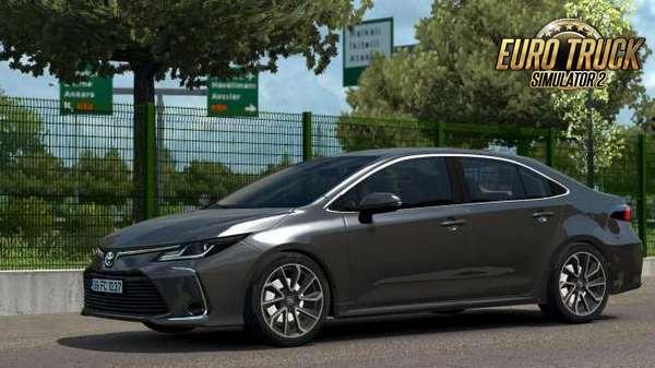 Toyota Corolla 2020 Para 1.37 - ETS2