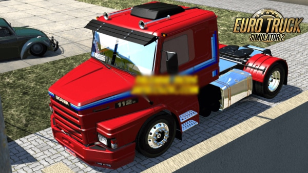 Caminhão Scania 112 Para 1.38 - ETS2