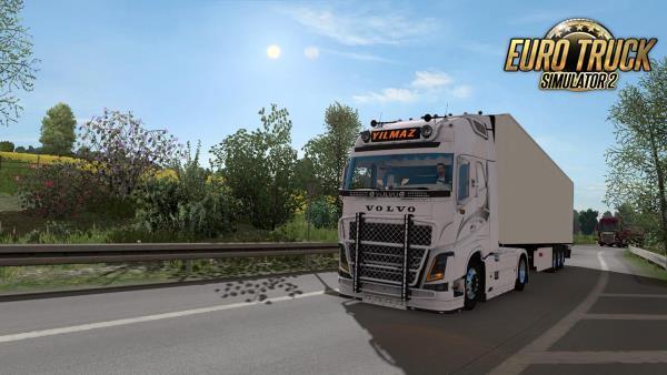 Caminhão Volvo FH16 Holland Para 1.38 – ETS2