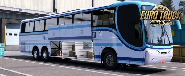 Ônibus Comil Campione 3.65 Para 1.38 – ETS2